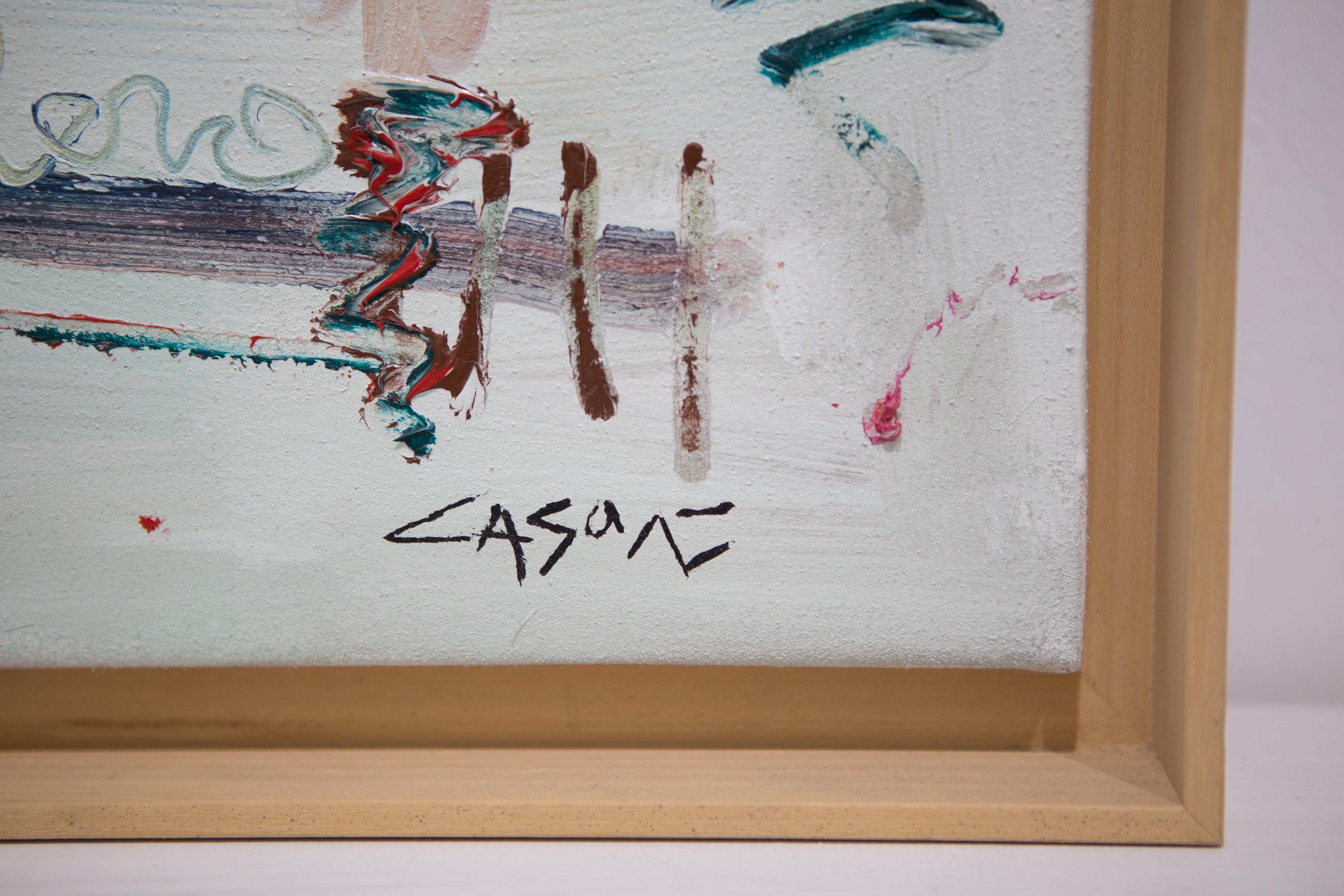 Exposición y venta de arte.